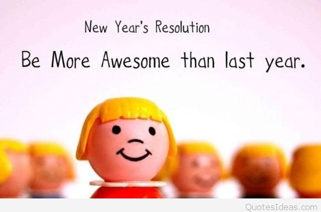 Wallpaper Funny New Year Resolution Hd Quote 2016